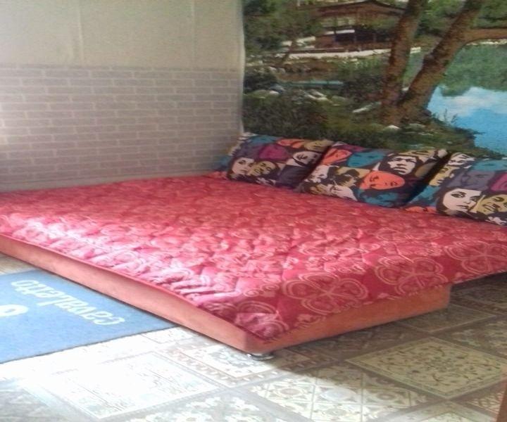 Сдатся комната в бывшем общежитии , сделан косметический ремонт , для ...